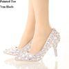 7cm Heels Pointed Toe
