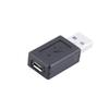 USB 2-0 Male to Female Micro USB Mini Adapter Convertor Data Plug High Speed Connector up to 480Mbps