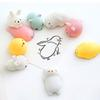 Squishy Slow Rising Jumbo Toy Bun Toys Animals Cute Kawaii Squeeze Cartoon Toy Mini Squishies Cat Squishiy Fashion Rare Animal Gifts Charms
