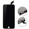 100% Guarantee Test LCD For iPhone 6 plus LCD Display With Touch Screen Digitizer Assembly White Black