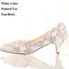 Pointed toe 5cm heels