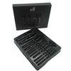 11pcs set ELF Makeup Brush Set Face Cream Power Foundation Brushes Multipurpose Beauty Cosmetic Tool Black Brushes Set fast shipping