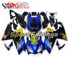 Yellow Blue Full Fairings For Aprilia RS125 06-11 2006-2011 Injection Plastics ABS Fairings Motorcycle Fairing Kit Bodywork Cowling