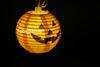 Warmes Weiß-Halloween-Laterne