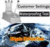خدمة مخصصة للماء