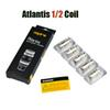 Atlantis Coil Atlantis 2 Coil 0.3ohm 0.5ohm Sub Ohm Replacement Coils for Atlantis Mega