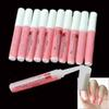 Wholesale 100pcs Lot Pink Nail Glue 2g Mini Professional Beauty Nail Art Acrylic Glue Decorate Tips Free Shipping