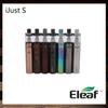 iSmoka Eleaf iJust S Kit 3000mah Battery 4ml iJust S Atomizer Top Filling 0.18ohm ECL Head Airflow Control 100% Original