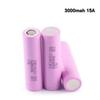 Authentic 3000mah Rechargeable Lithium Battery Samsung 30Q 20A High Drain 18650 Battery For Electronic Cigarette Box Vape Mods with 18650