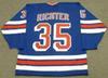 Blue New York Rangers 1990 # 039; s