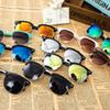 Reflective Frog Mirror Retro Vintage Men Women Outdoor Frog Sunglasses Classic Eyeglasses a variety of colors 3012002