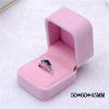 핑크 (링 박스)