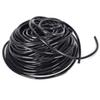 25m Roll PVC Drip Irrigation Hose 4mm size Water Hose Garden Greenhouse Micro Drip and Sprinkling Tubing Watering System Fitting