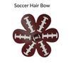 soccer brown