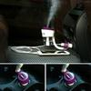 1 Port USB Couleur du mélange