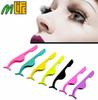 7colors Curvex clip stainless steel eyelash curler sexy Eye Lash Applicator Makeup Cosmetics Tools eyes curling for lashes