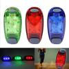 Outdoor Fitness LED Safety Lights Clip on Strobe Running Cycling Dog Collar Lights 3 Modes Bike Tail Lights, Warning Light DHL Free OTH333
