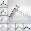 New glass hammer 6 Arm perc glass percolator bubbler water pipe matrix smoking pipes tobacco pipe bong bongs showerhead perc two functions