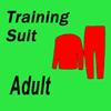 Erwachsener-Trainingsanzug
