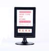10pcs Price talker sign paper Desktop - Promotion POP tag label card frame double - sided photo frame display stand