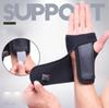 AOLIKES 1PCS Adjust Wristband Steel Wrist Brace Wrist Support Splint Fractures Carpal Tunnel Sport Sprain Mouse Hand Wristbands