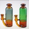 Smoking Oil Rig Tire Water Pipe Newest Borosilicate Glass Bongs 14Femail With Bowl Free Shipping