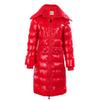 Fashion Winter Down Coat for Women Long Coats Brand Outwear Parkas Red Plus Size XXXXL High Quality Sale