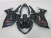 3 gift New Hot ABS motorcycle Fairing kits 100% Fit For GSX650 F 2008 2012 GSX650F GSX650 08 12 Black