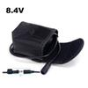 Rechargeable 8.4v 8*18650 12000mah battery pack for bicycle light bike light,headlamp,headlight of battery set