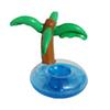 In-Stock!!! Inflatable Drink Cup Holder Bottle Holder Floating Lovely Pool Bath Toy For Beach Party Flamingos Donut