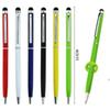 New 2 Pieces Stylus Pen Touch Ball Point Pens Ballpoint Pen Office School 2 in1 Capacitive Touch Screen Writing Pens Easy to Carry