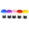 New Colorful Nail Tools Brush For Acrylic & UV Gel Nail Art Dust Cleaner Nail Brush free ship