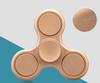 Scrub Hand Fidget Spinner Creative Funny Toy Luminous EDC Finger Tri Hand Spinner ADHD Relieve Stress Handspinner LED Toy