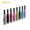 Wholesale 100% original aspire ce5-s bvc clearomizer 1.8ml capacity aspire ce5s bvc atomizer for electronic cigarette ego from aspiremall
