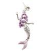 Luce Viola Mermaid