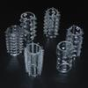 6Pcs Set Male Cock Delay Penis Ring Adult products Sex Toys for Men