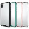 Armor Transparent Hybrid Phone Case For IPhone XR XS MAX Samsung Note9 S9 Plus LG V20 MOTO G6 Plus Soft TPU Bumper Clear Back Cover OPPBAG