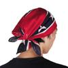 Confederate Rebel Flag bandannas do-rags headwraps Civil War Flag 55*55cm Bandana Headband For Adult Bandanas National Polyester Cotton