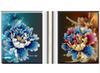 Blu e colorato due pc