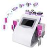 New Promotion 6 In 1 Ultrasonic Cavitation Vacuum Radio Frequency Lipo Laser Slimming Machine for Spa Good Result