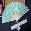 5 Großmutter grüner Ventilator + Kasten + Druck