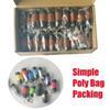 Random Mix+Poly Bag Package