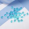 Aquablå