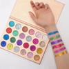 New arrival high quality CLEOF Cosmetics Unicorms Glitter Eyeshadow Palette 24 Colors Makeup Eye Shadow Palette free shipping