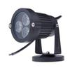 Wholesale-9W LED Lawn lamps Outdoor lighting IP65 Waterproof LED Garden Wall Yard Path Pond Flood Spot Light AC 110V 220V