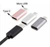 ULT-unite Type-C To Micro USB Male Adapter For Android Phone 3A Charging Output Data Cable Adapter