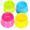 Pet Dog plastics Travel Bowl Dog Feeder Dog Dishes Drinking Water Bowl Supplies Pet Supplies Free Shipping