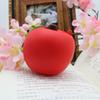 New Arrival Slow Rising 7CM Red Fashion Cute Fund Apple Squishy 20PCS Straps Bread Green Cute Phone Straps Charms Pendant Bread Kids Toy