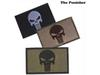 Free shipping Brand New Punisher Skull High Quality 3D Embroidery Badges Clothing Backpack Patch Sewing Applique Boost morale Armband