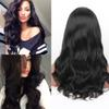 Free shipping Brazilian Lace Frontal Human Hair Wigs for Black Women Body Wave Virgin Hair With Baby Hair